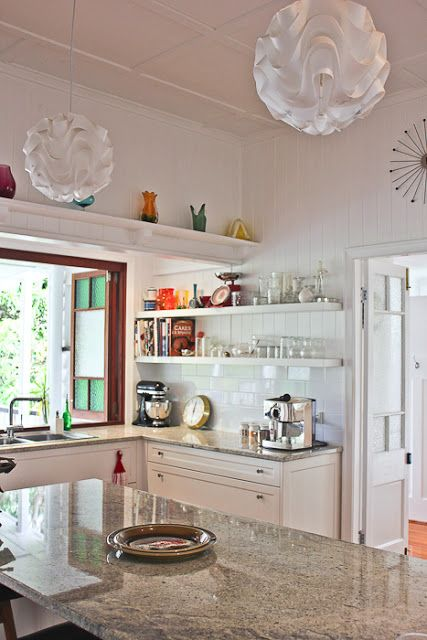 Bright And Quirky Queenslander Kitchen From Fun And Vjs Blog Kitchen Design Kitchen Remodel Kitchen Renovation