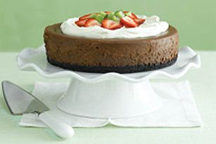 Our Best Chocolate Cheesecake recipe