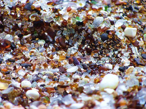 Glass Beach - Port Allen