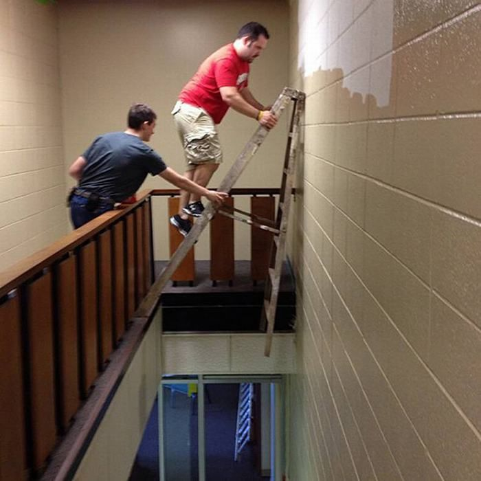 And some still wonder why women live longer...