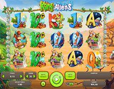 игровые автоматы кенгуру против пришельцев