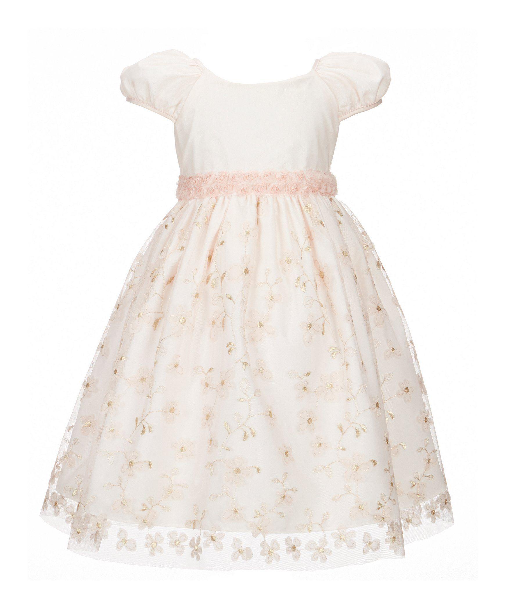f3adc70aa Laura Ashley London Little Girls 2T6X FloralEmbroidered Dress  Dillards.  Encuentra este Pin y muchos más en VESTIDOS NIÑAS ELEGANTES ...