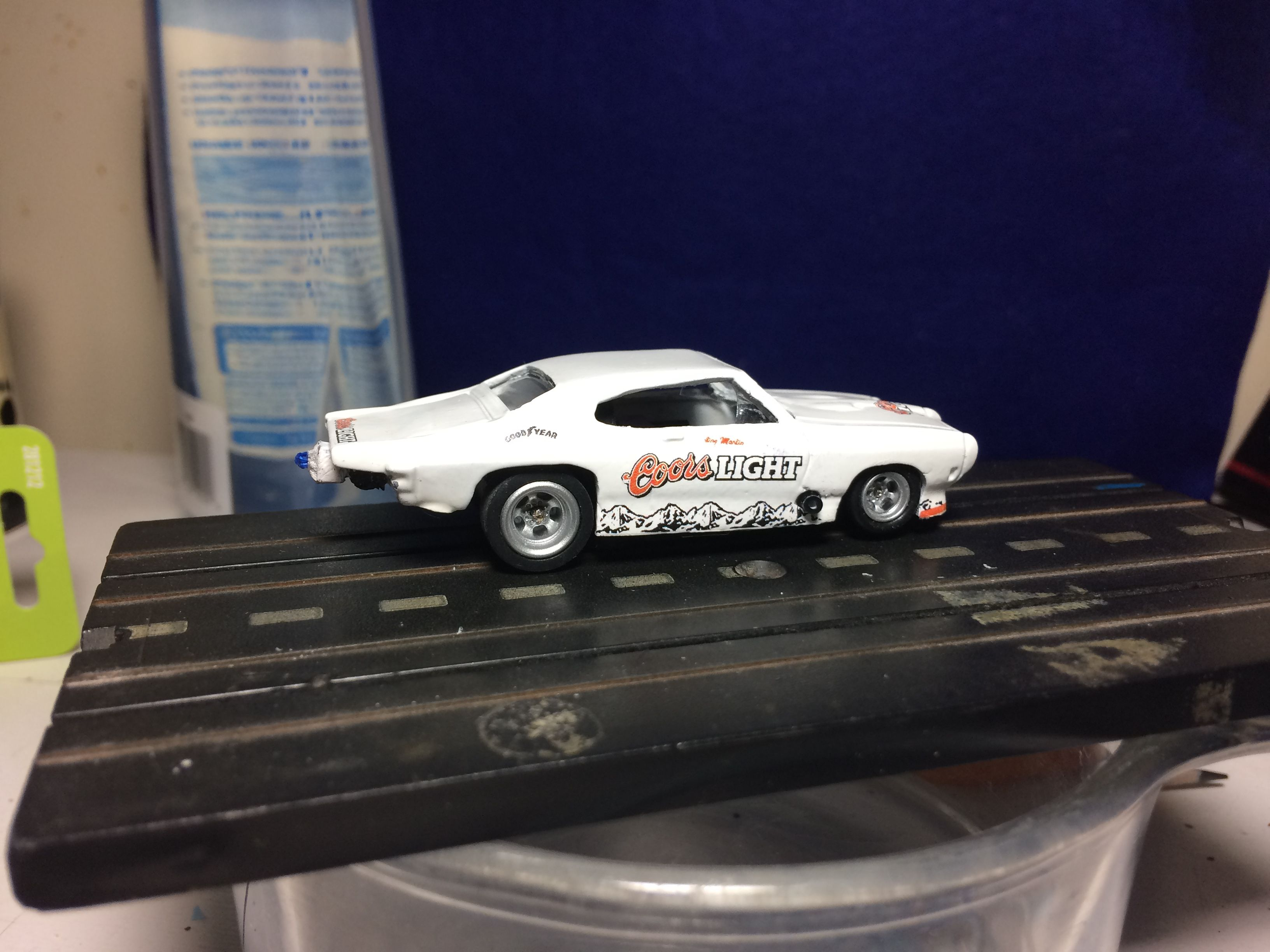 Check out Drag Racers Alley ho slot cars on Facebook, & for