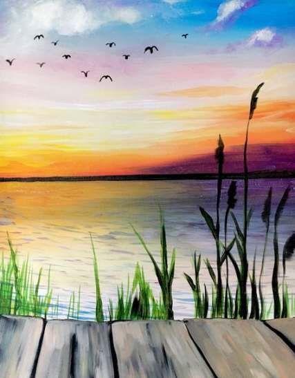 Trendy Malerei Kunst Ideen Acryl schöne Leinwände 29 Ideen  #acryl #ideen #kunst #leinwande #... #selbstgemachteleinwandkunst