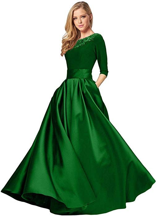 Promgirl House Damen Elegant A-Linie Abendkleider ...