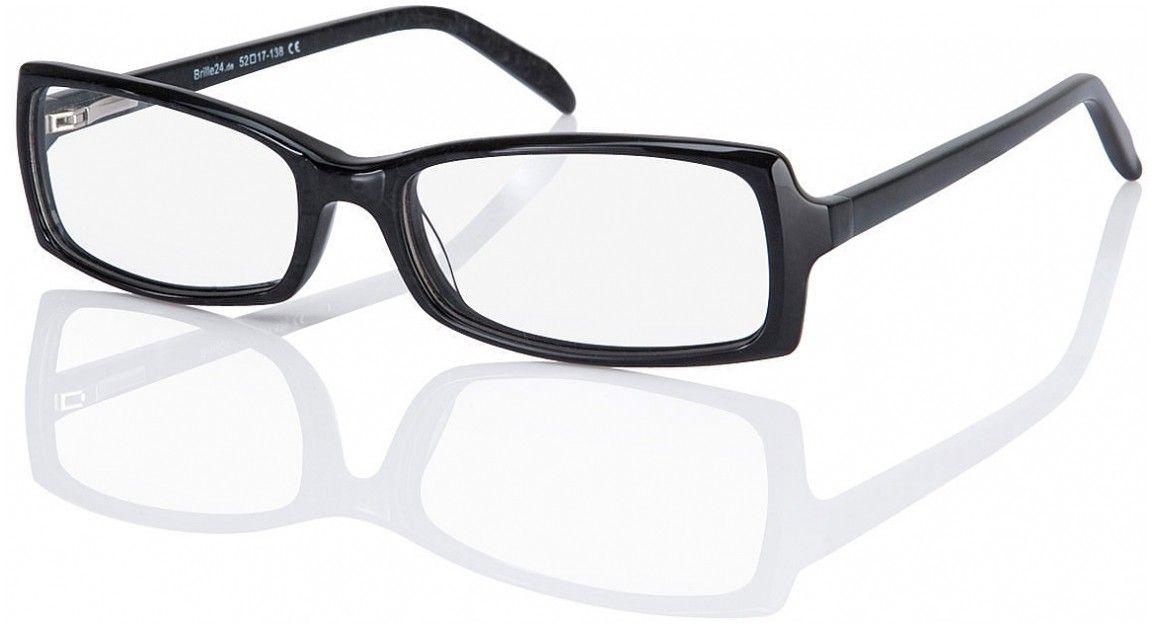 Vollrandbrille Gary. Extravagante, große Vollrandbrille für Damen ...