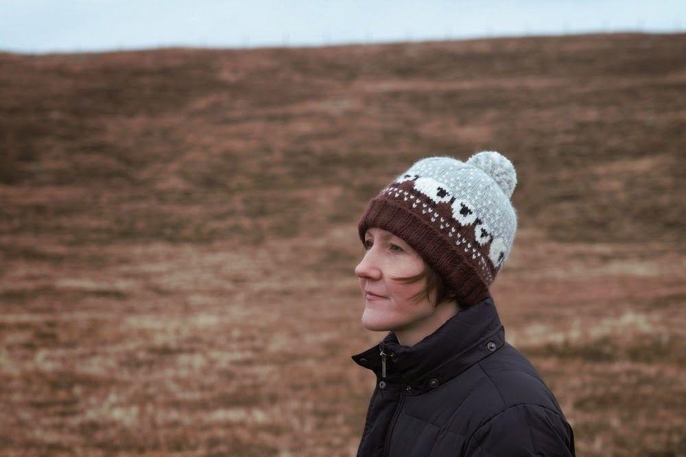 Baa-ble Hat kit - Jamieson and Smith, Real Shetland Wool, Fair ...