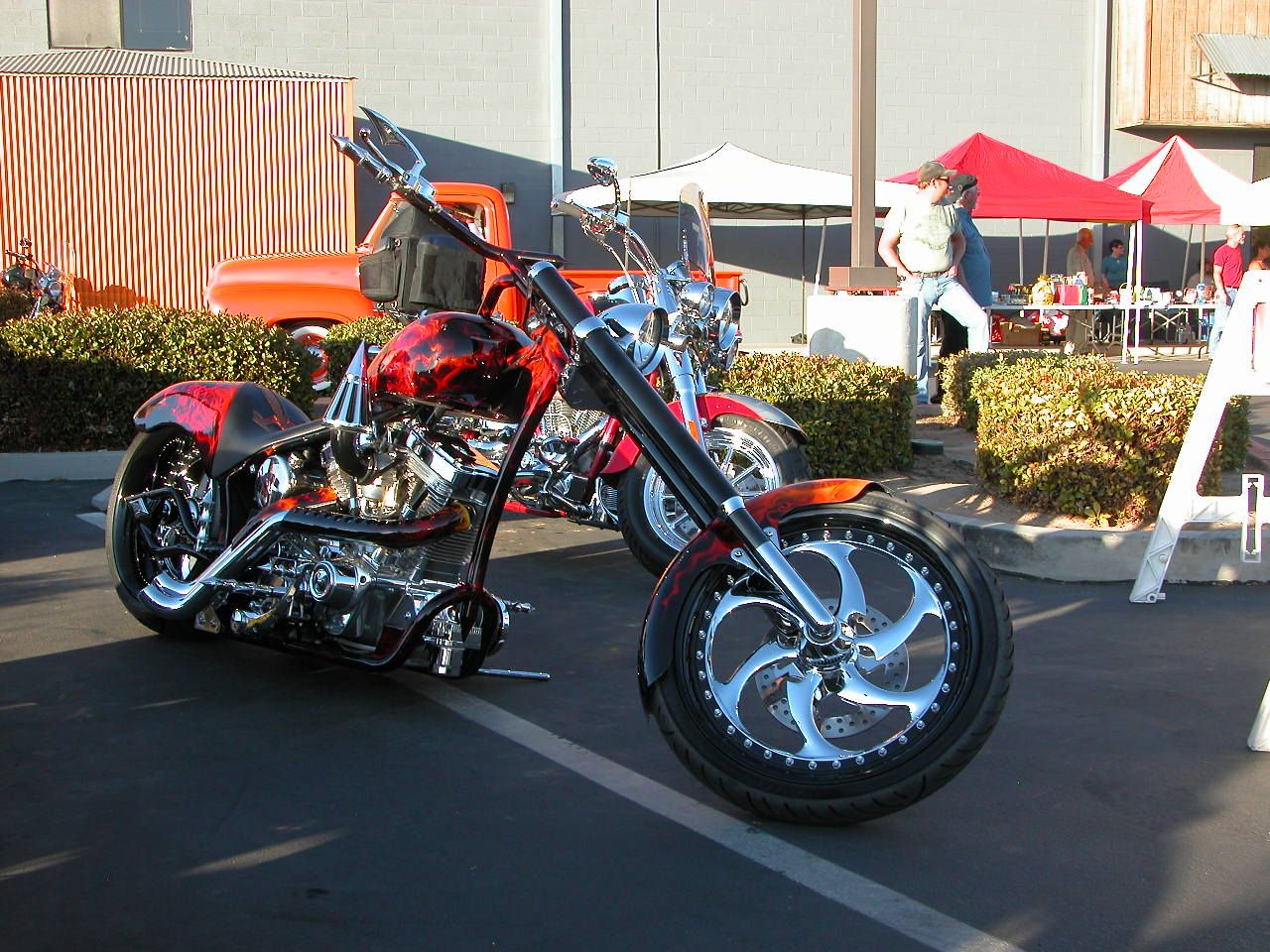 Free Harley Davidson Motorcycle Pictures Custom Harley Davidson