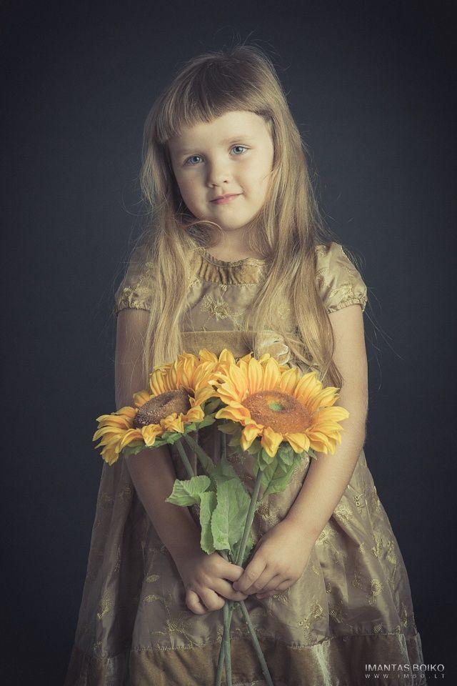 Fotografia Little girl de Imantas Boiko na 500px