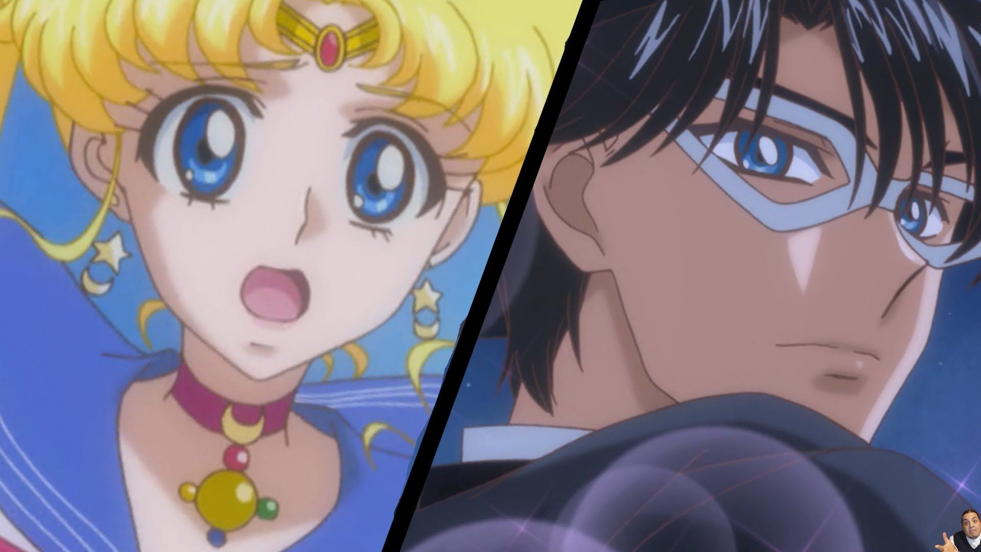 Sailor Moon Crystal Episode 1 美少女戦士セーラームーン First ...