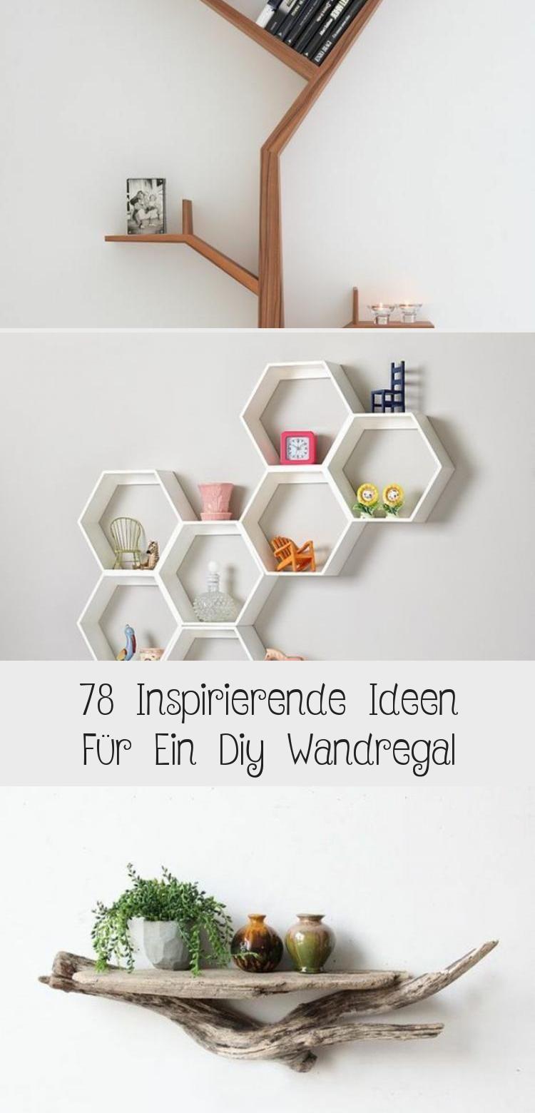 78 Inspirierende Ideen Fur Ein Diy Wandregal Decor Home Decor