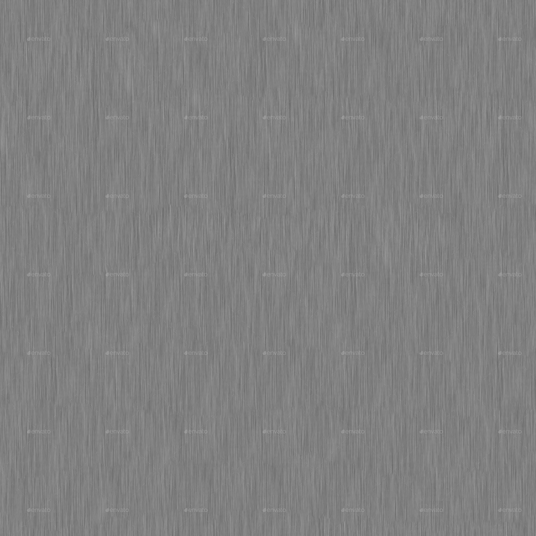 Brushed Metal Seamless Texture Set Volume 1 Seamless Textures