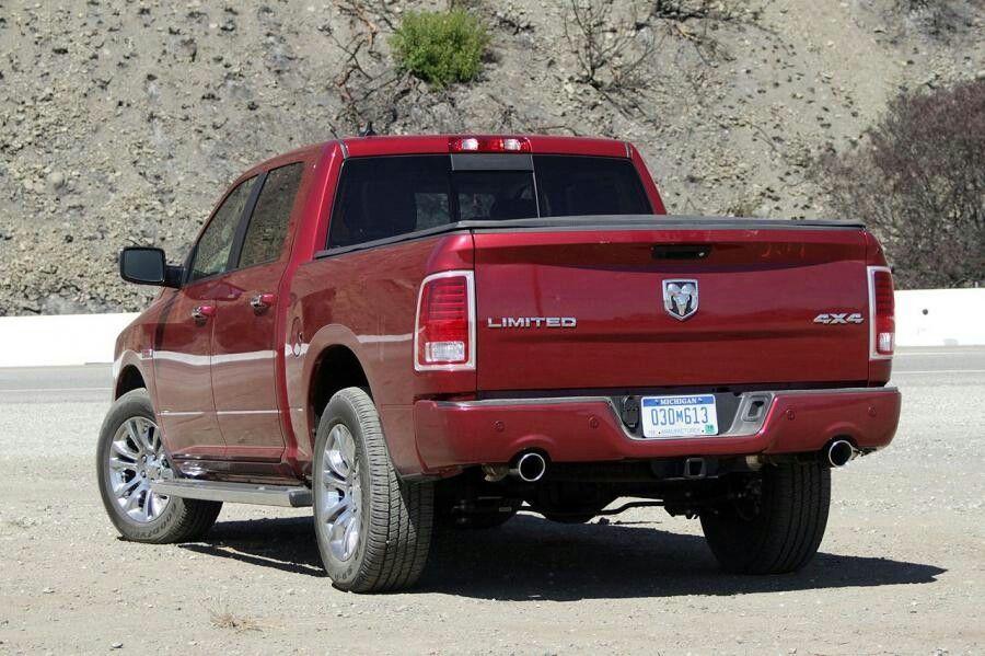Dodge Ram 1500 Diesel 2014