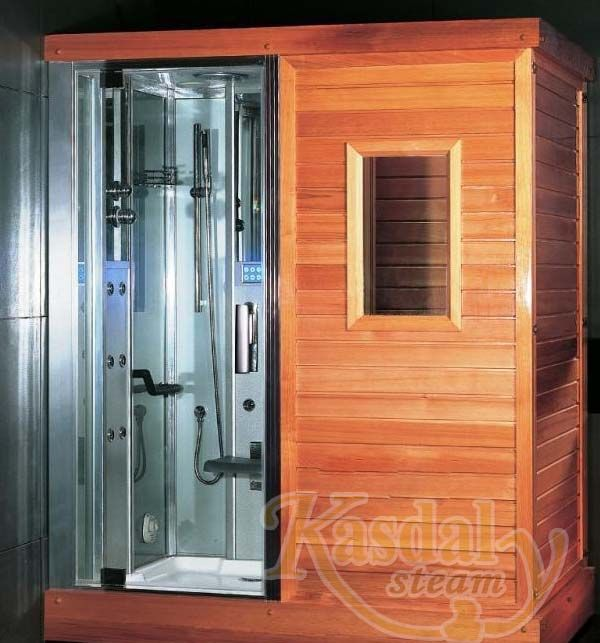 Luxury Steam Sauna Indoor Steam Sauna Sauna Shower