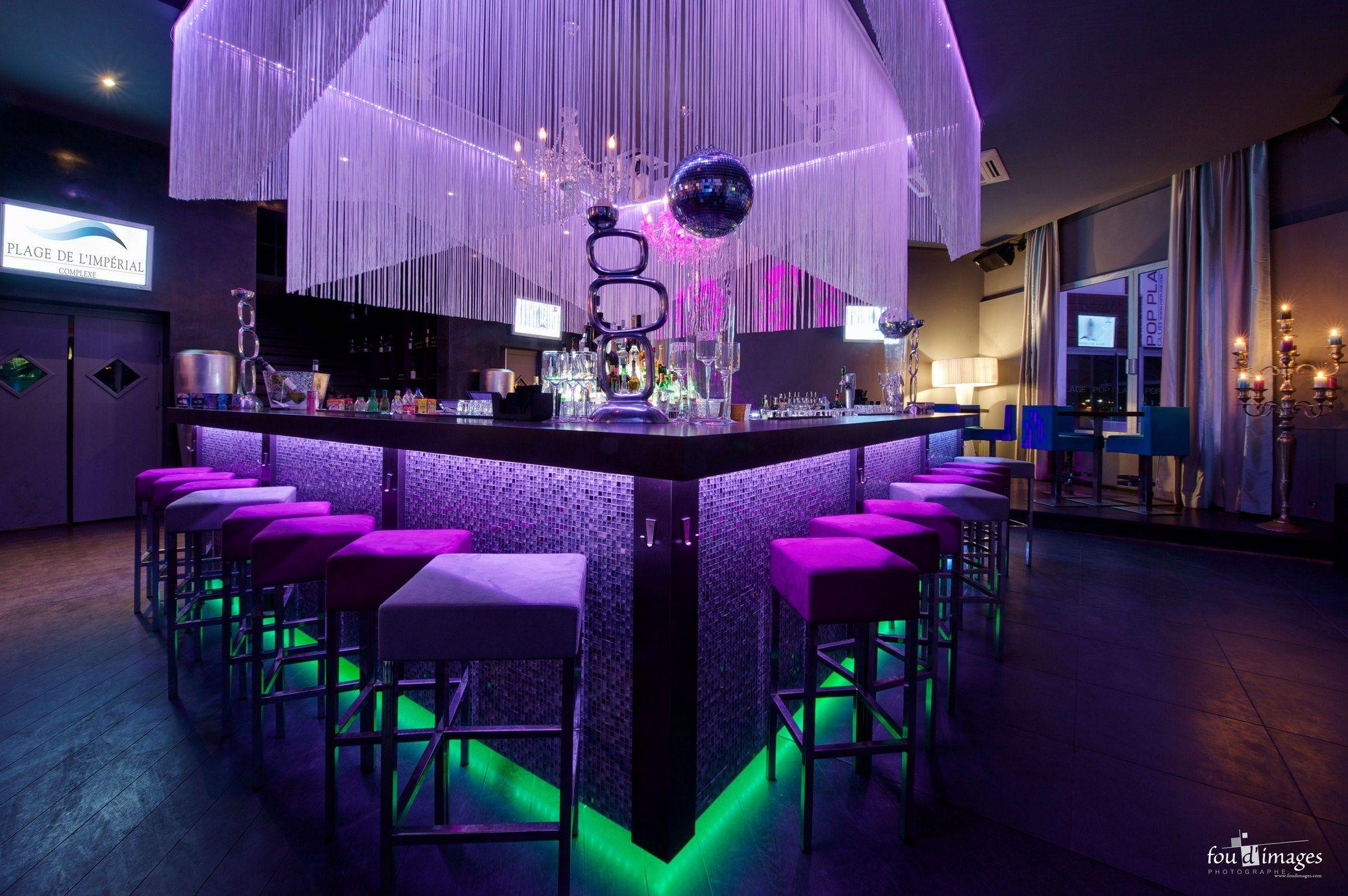 Decoration Bar - Amenagement Bar - Relooking Brasserie | Plus Haut ...