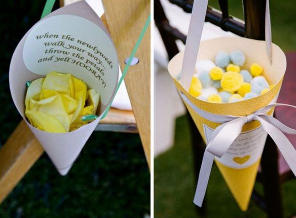 Wedding Send-Off Ideas | Rose petals, Wedding and Weddings
