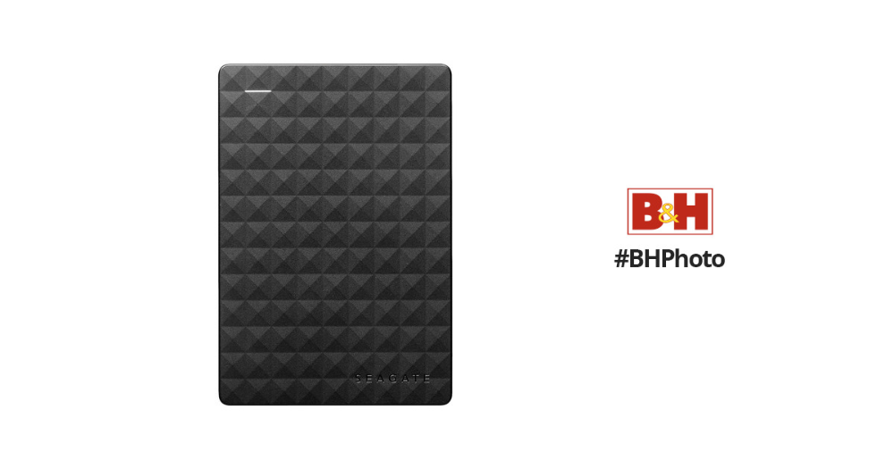Seagate 5TB Expansion Portable USB 3.0 External Hard Drive #windowssystem