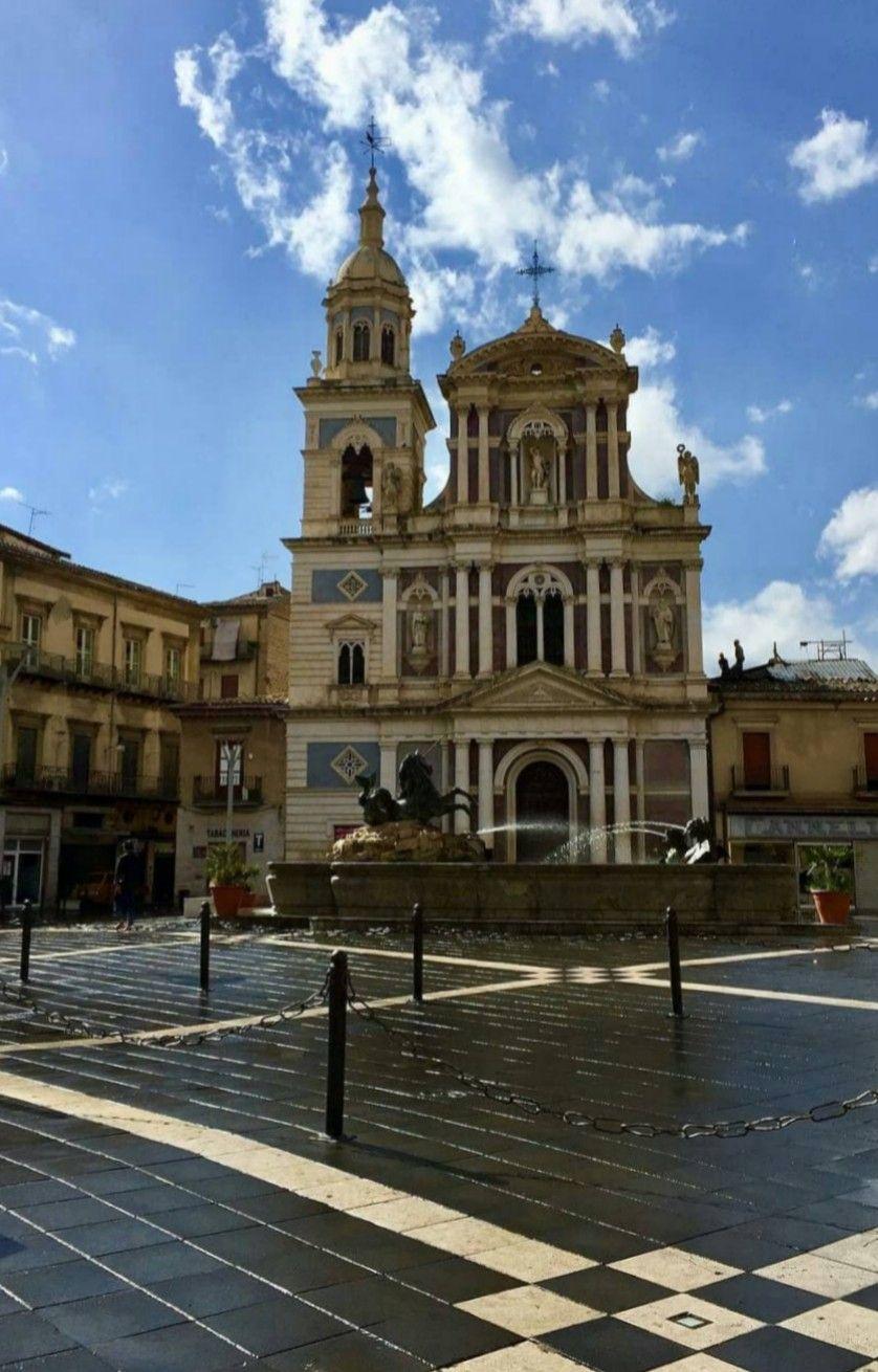 San Sebastiano Caltanissetta, Italy Sicilia, Italia, Viaggi