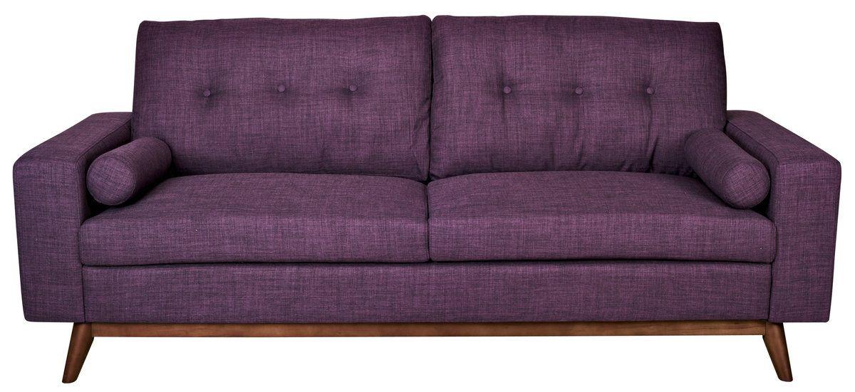 Brighton Sofa   Purple | Sofas Plus Sectionals | Living Room | Furniture |  Products |