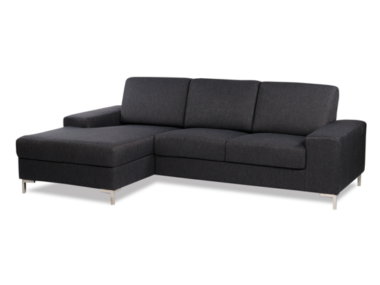 Oregon Chaise Sectional - Anthracite/  sc 1 st  Pinterest : oregon sectional - Sectionals, Sofas & Couches