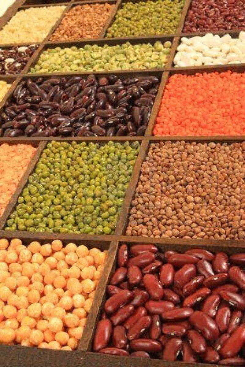 Including pulses-like lentils, chick peas, garden peas, beans and ...