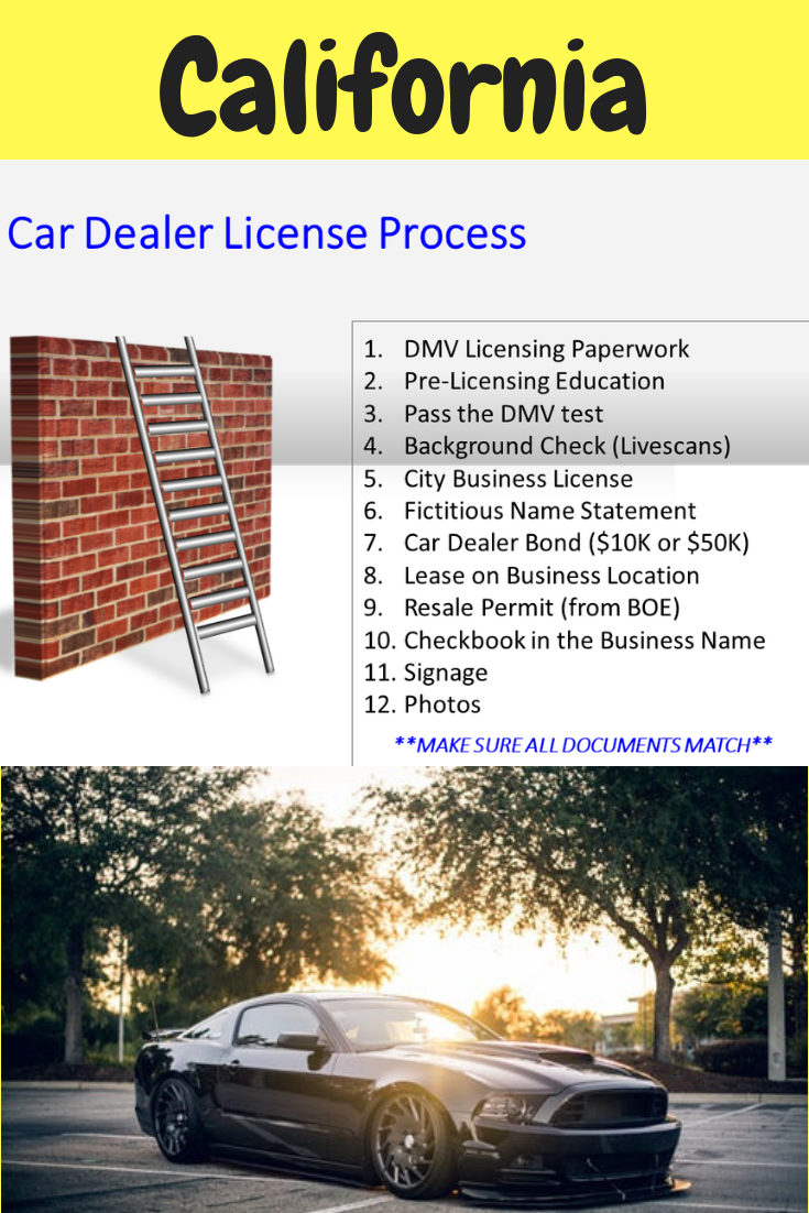 5 More Reasons To Start Flipping Cars In California Car Dealer Car Ins Used Car Dealer