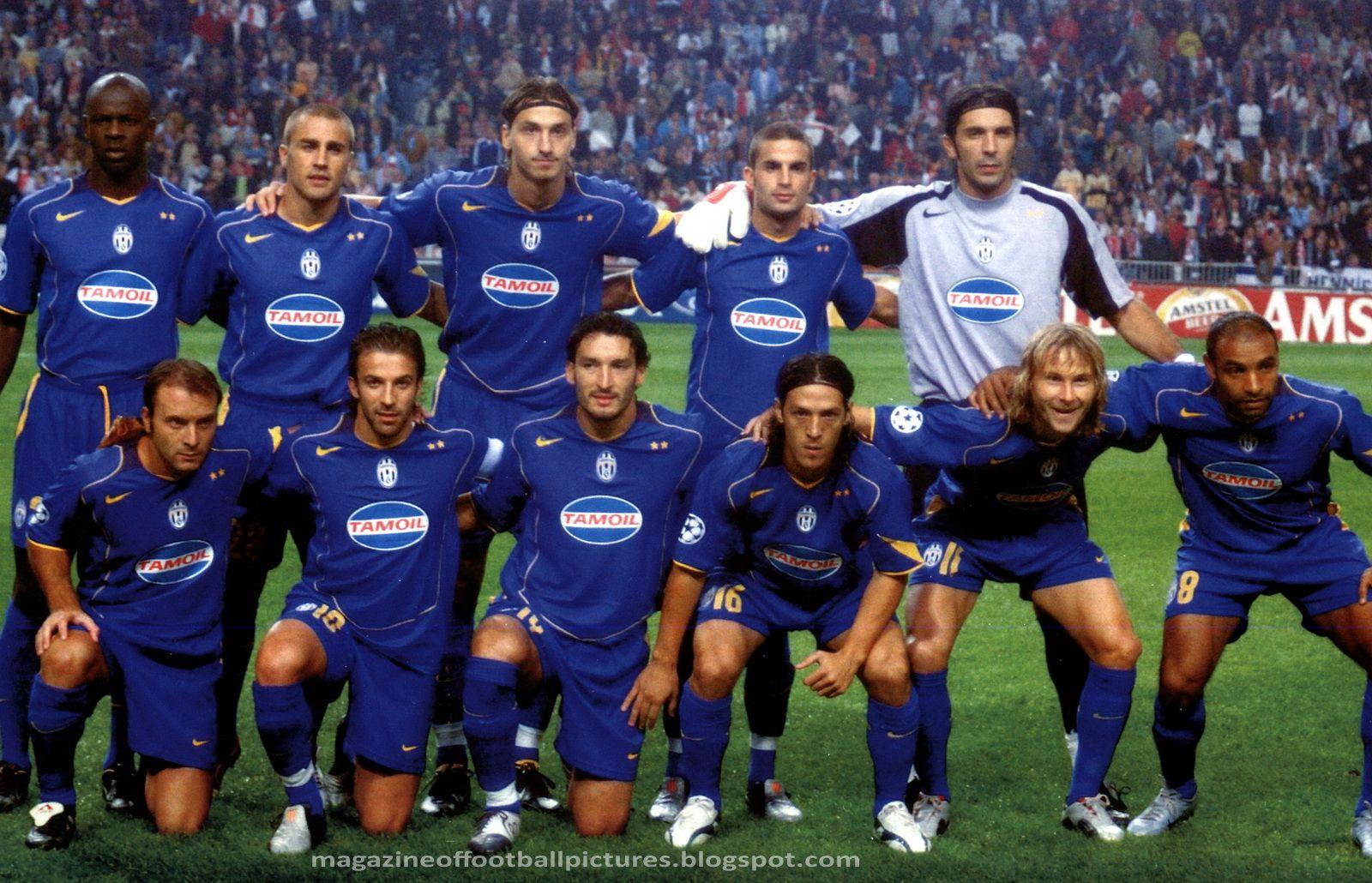 dc505ef5f Juventus 2004-2005 - 3 Maglia