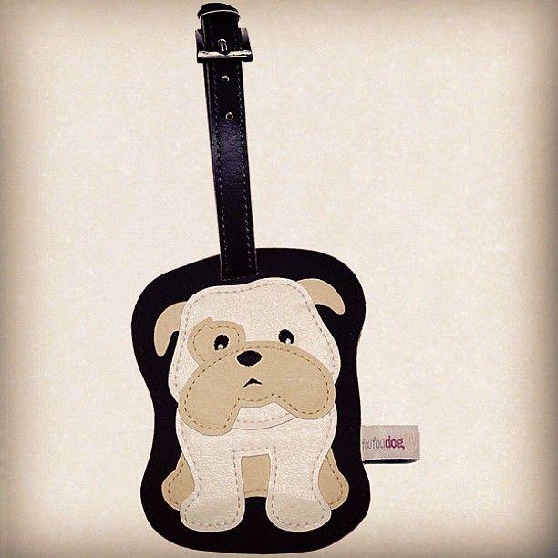 *JUST IN* - Love Your Breed Luggage Tags (English Bulldog, French Bulldog, Pug, Boston Terrier)