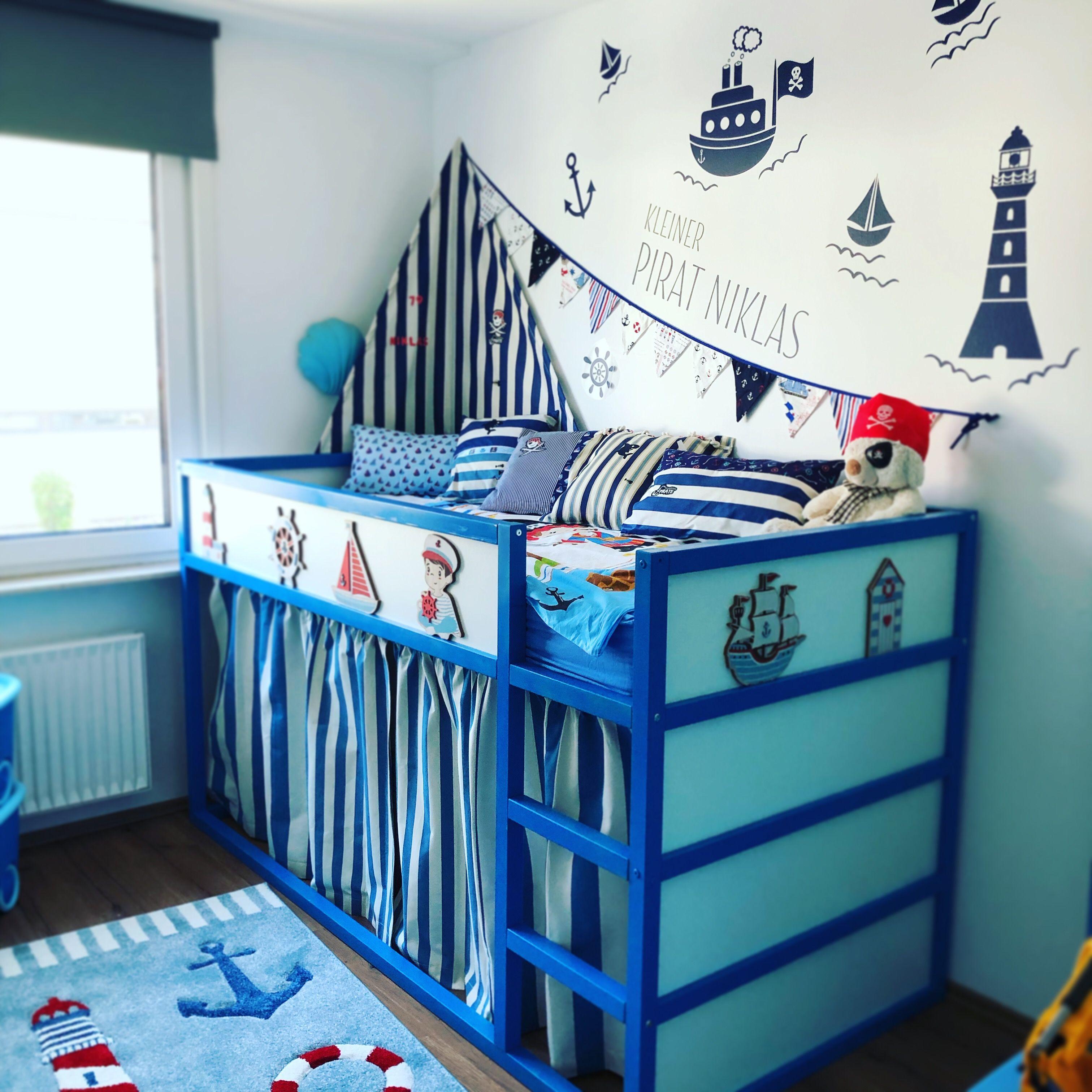 Kinderzimmer Jungs Kinder Zimmer Piraten Kinderzimmer Maritimes Kinderzimmer
