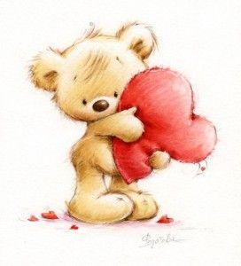A Valentine's Day Cake Tutorial #teddybear