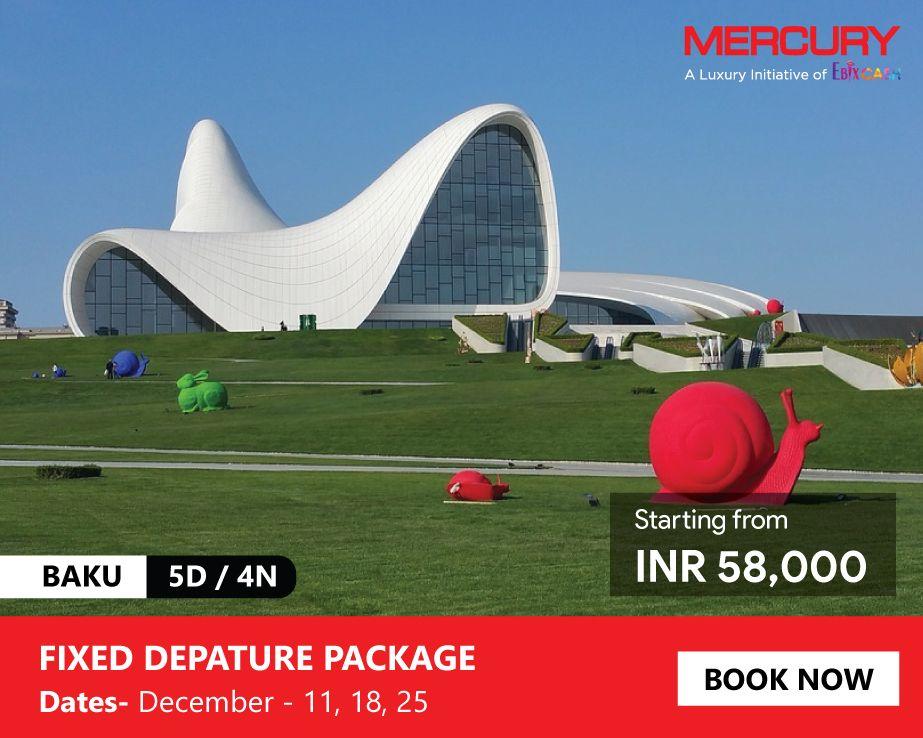 Baku Travel Packages   Baku, Azerbaijan Images   Travel Creatives Azerbaijan tour packages take you