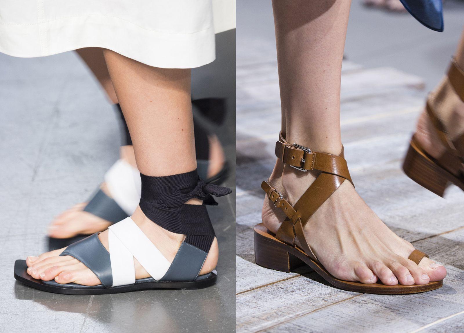 Le scarpe Primavera Estate 2018 essenziali per il tuo