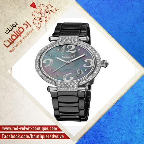 5b89e264e67e1 Burgi للبيع ساعة يد نسائية ماركة بسعر 575   بدون ضريبة للتواصل معنا والشراء  على الواتس