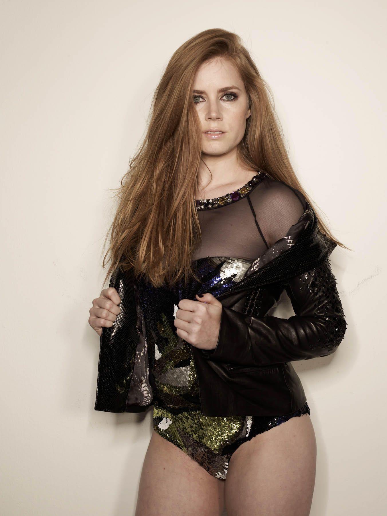 Hottest Redheads In The World 2013 Amy Adams Bikini Amy Adams