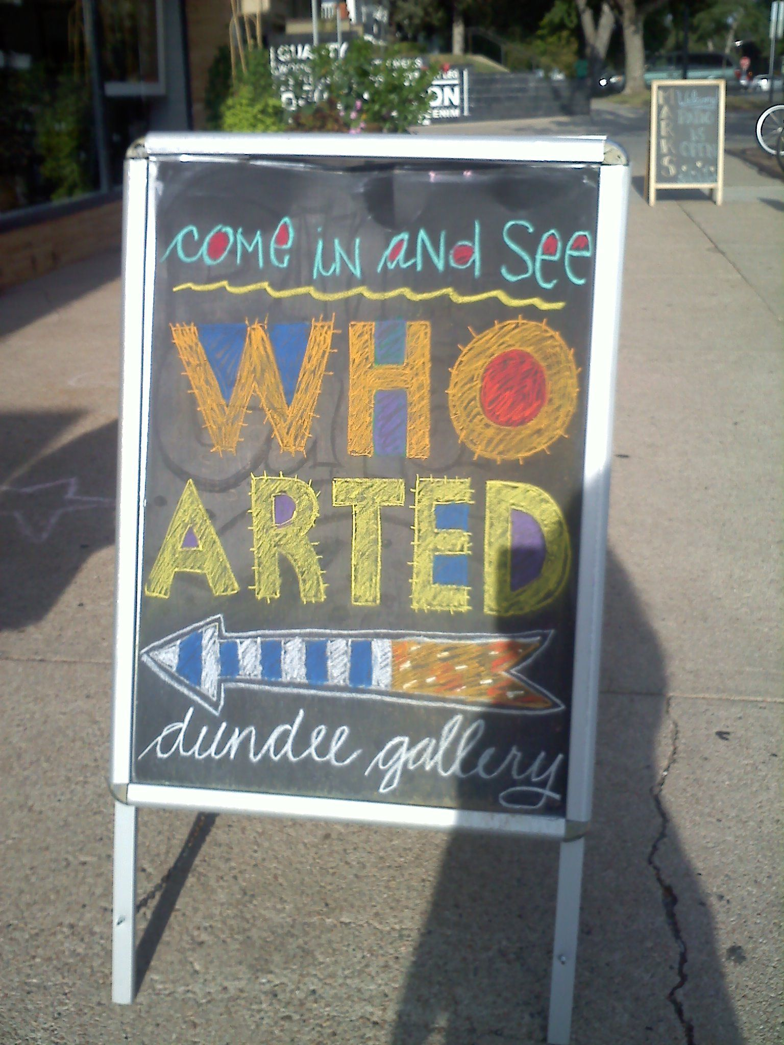 Witty Sign Art And Store In Omaha Ne Life' Little Big Pleasures Bar