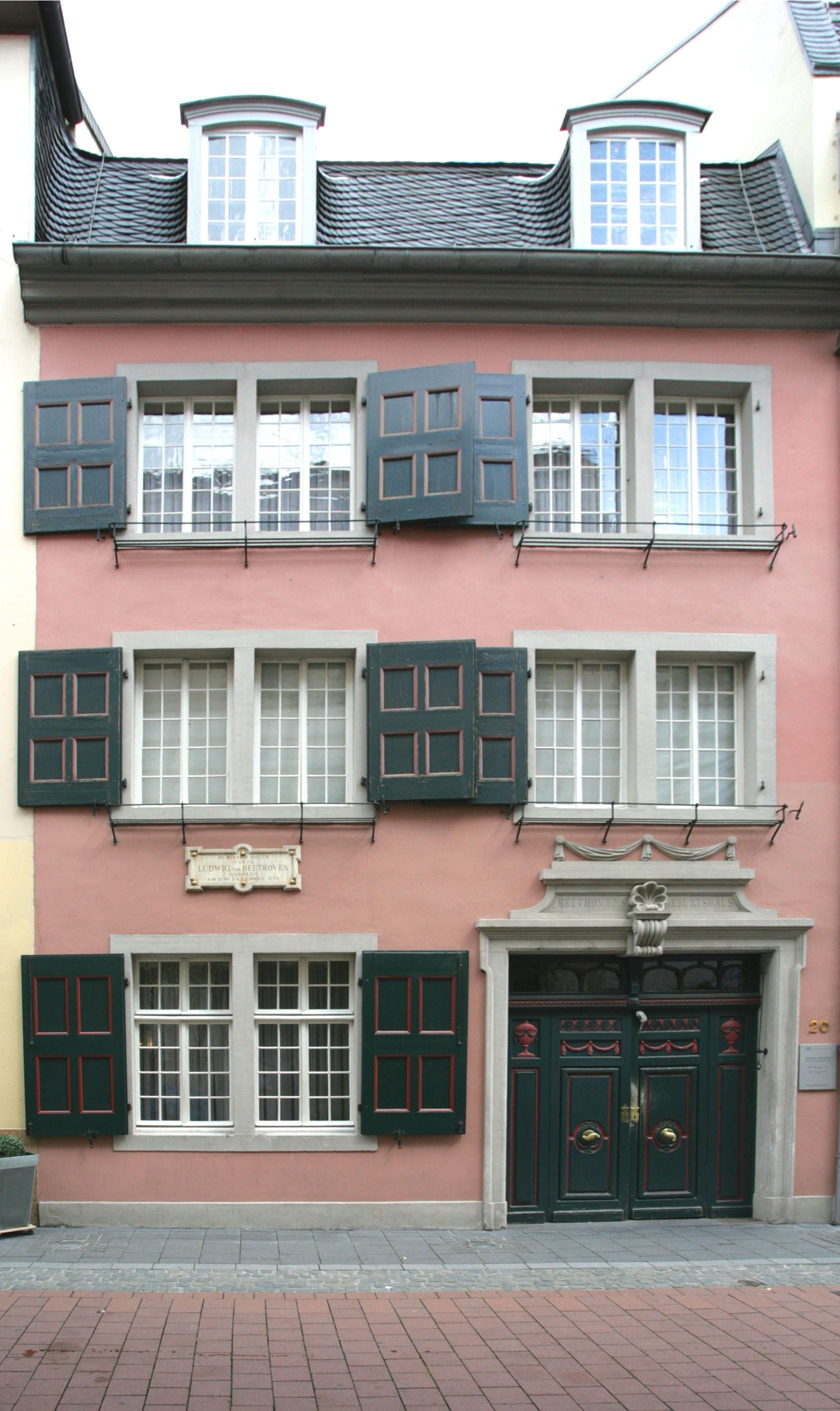 the beethoven house in bonn is a memorial site museum the beethoven house in bonn is a memorial site museum and cultural