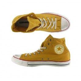 Nieuwe kleur! Converse All Star heren sneakers in okergeel ...