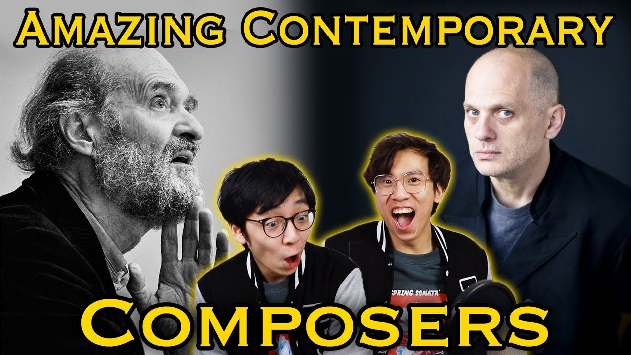 5 Contemporary Composers You Should Definitely Check Out In 2020 Definitions Compose Contemporary