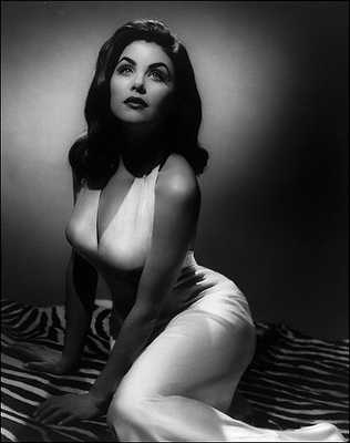 Sherilyn Fenn by George Hurrell
