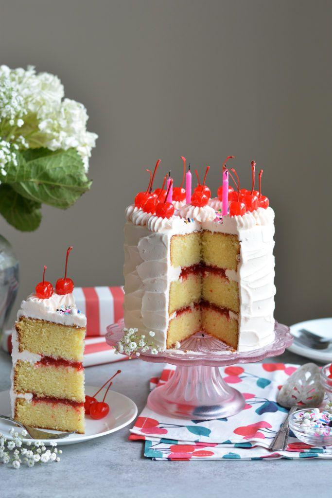 Happy Birthday Reese A Recipe For Reeses Cherry CakeDraper James Blog