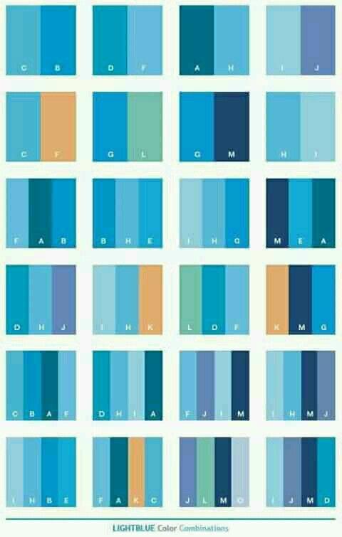 Baby Blue Colour Palette Color Palettes Lounge Colors Pallets