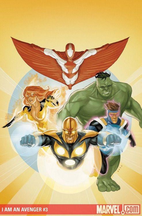 Avengers•Phil Noto