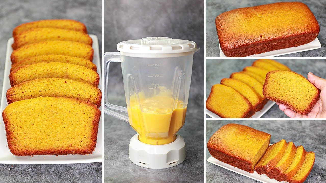 Mango Cake In Blender Sponge Mango Cake Recipe Without Oven Yummy Youtube In 2020 Cake Recipes Without Oven Mango Cake Cake Desserts