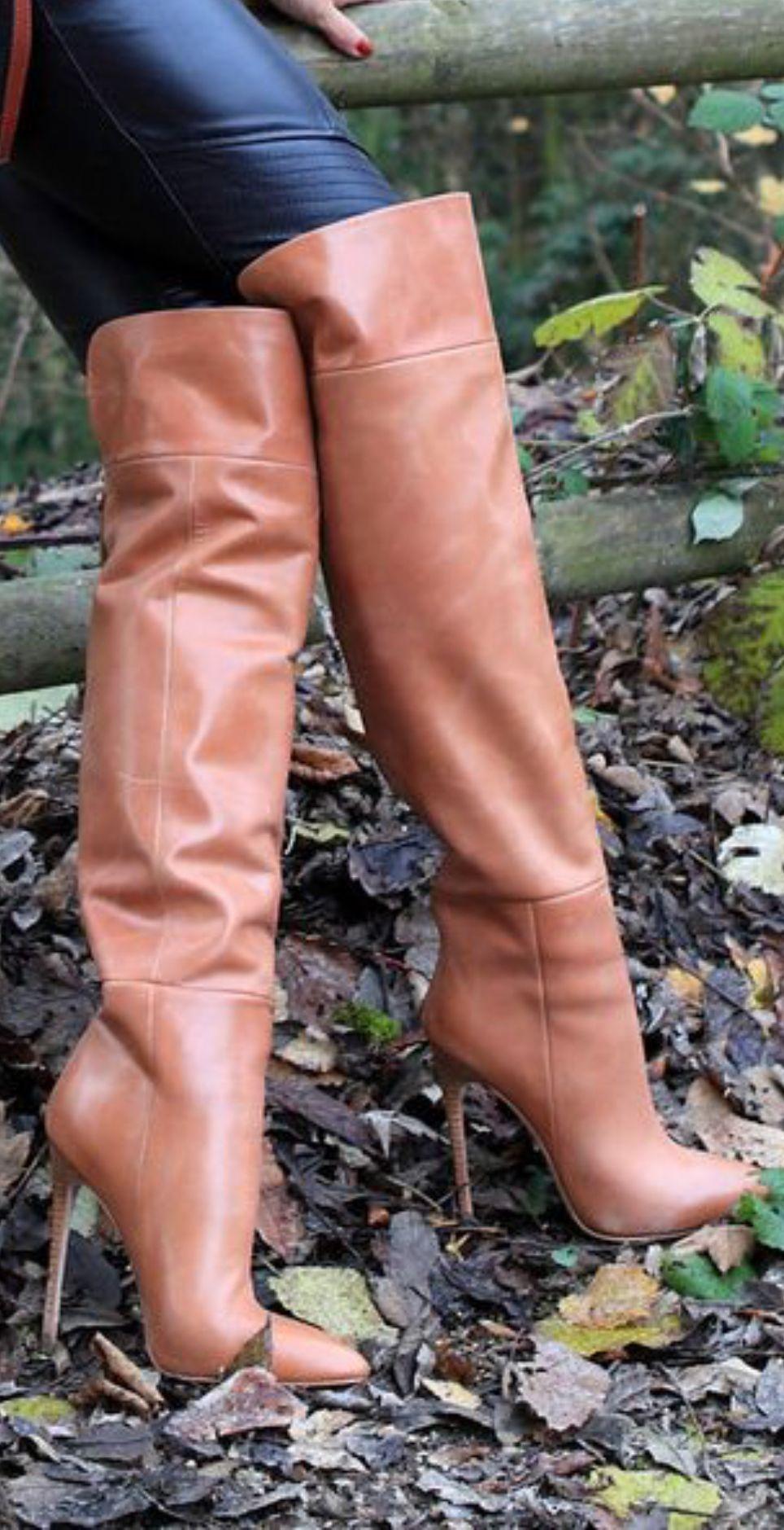 Pin by Joyce Adamas on Otroz dias | Thigh high boots heels