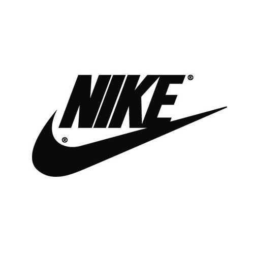 Find out what font is used the in popular Nike logo. This popular shoe  company
