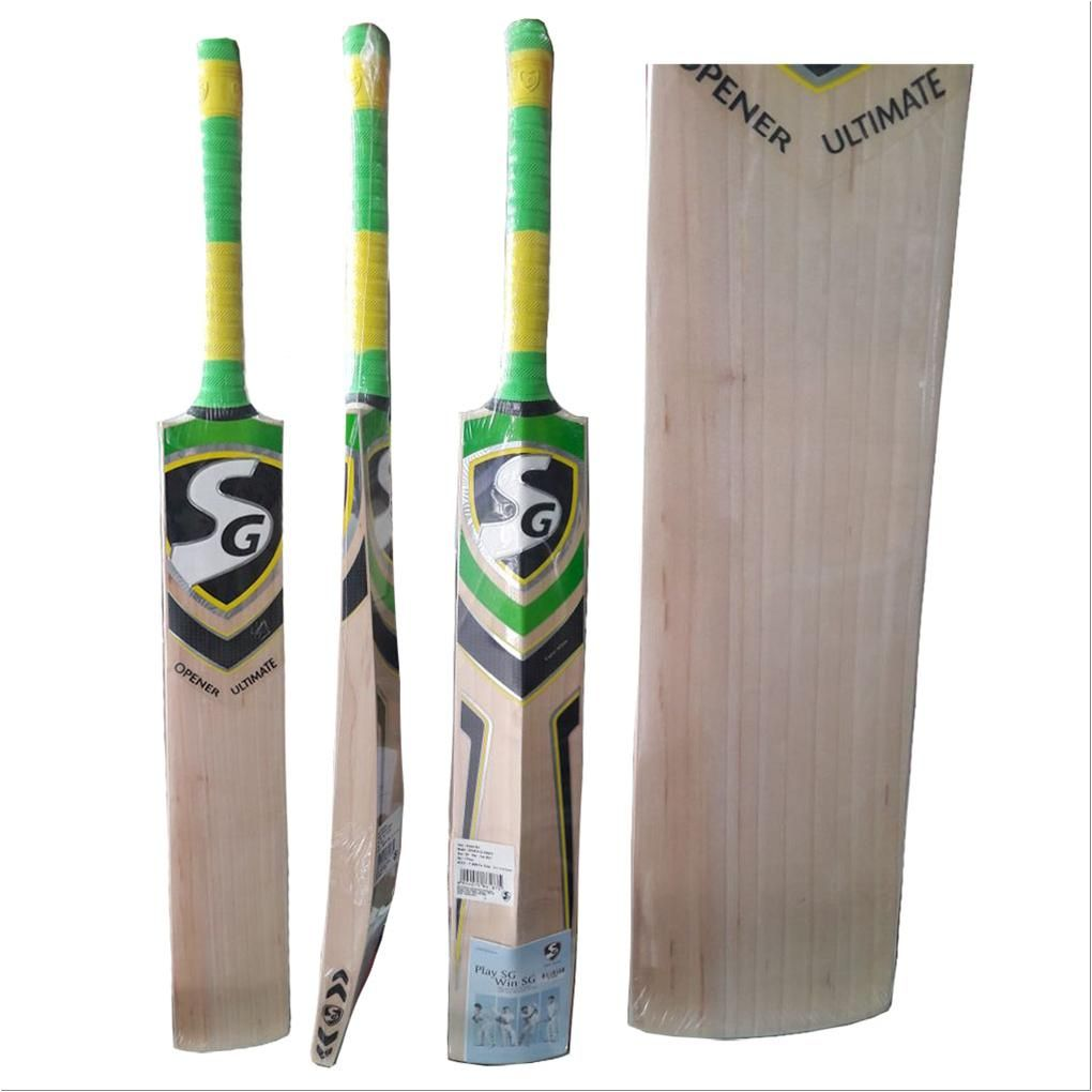 Sg Opener Ultimate English Willow Cricket Bat Buy Sg Opener Ultimate English Willow Cricket Bat Online At Lowest Prices In India Cricket Bat Bat Online Bat