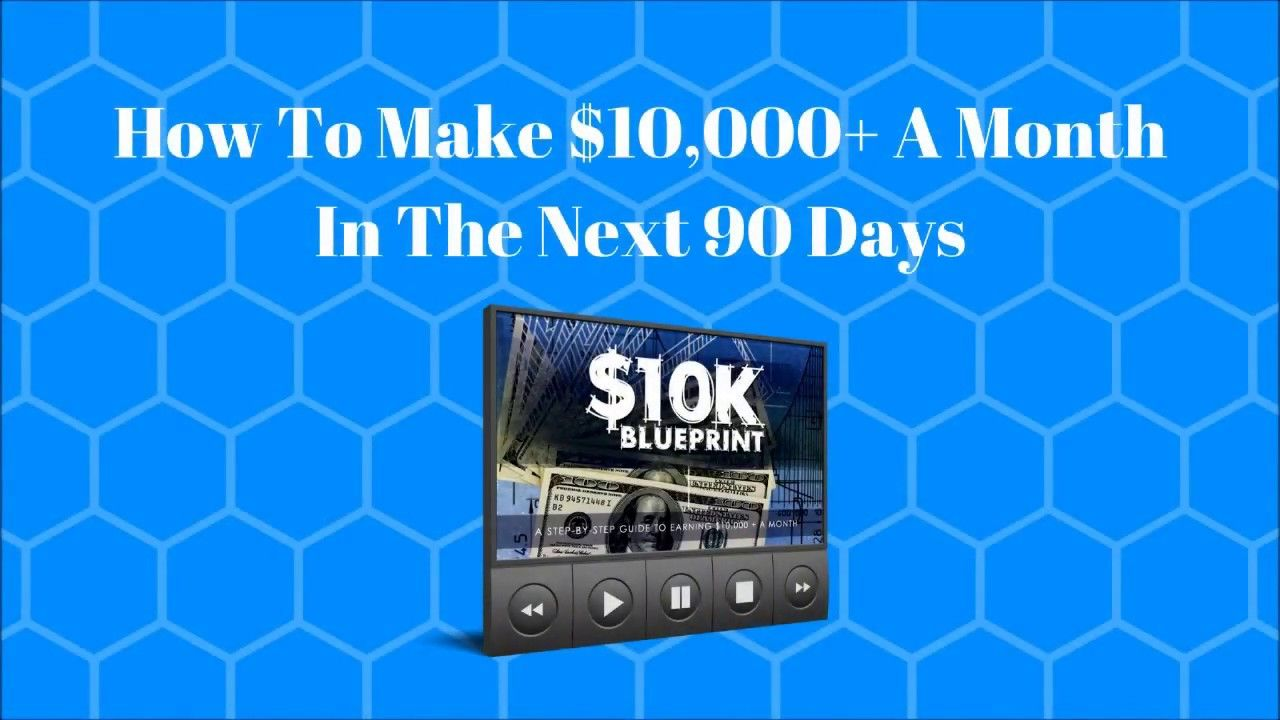 How To Make 10k a Month From Home Fastest Way To Earn