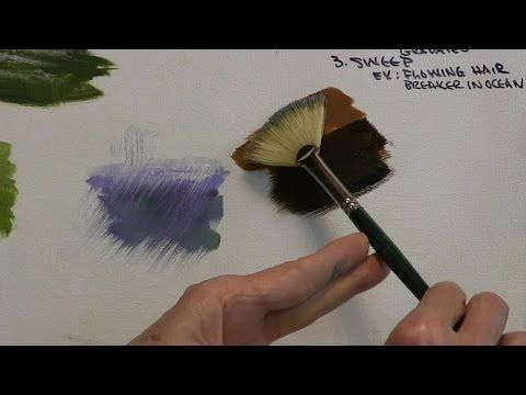 Brushes For Oil Painting 39 Painting Equipment Focus 39 With