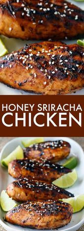 Photo of Easy oven baked chicken thighs juicy online recipe-Einfache …