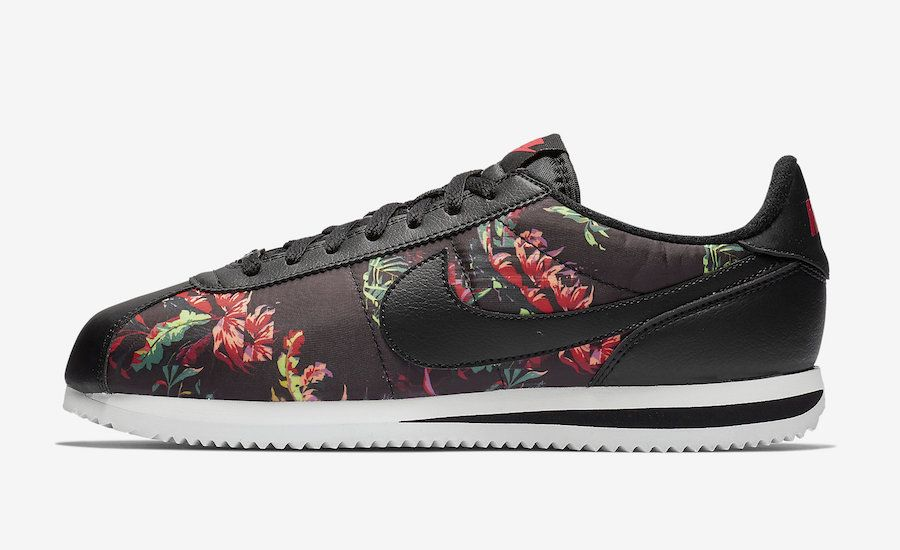 The Nike Cortez Basic Floral is